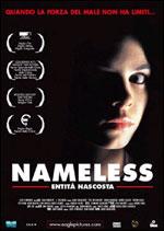 Locandina Nameless - Entità nascosta