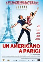 Poster Un americano a Parigi  n. 0
