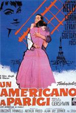 Poster Un americano a Parigi  n. 1