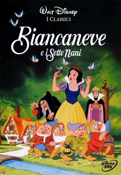 biancaneve e i sette nani italiano