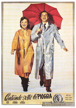 Poster Cantando sotto la pioggia  n. 0