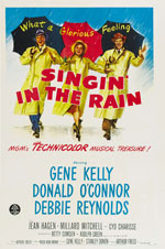 Poster Cantando sotto la pioggia  n. 1