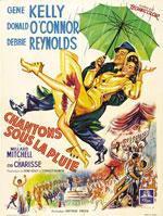 Poster Cantando sotto la pioggia  n. 4
