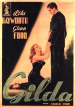 Poster Gilda  n. 1