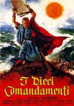 Poster I dieci comandamenti [2]  n. 0