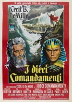 Poster I dieci comandamenti [2]  n. 1