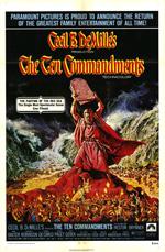 Poster I dieci comandamenti [2]  n. 2