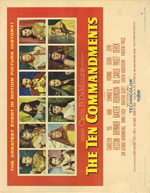 Poster I dieci comandamenti [2]  n. 4