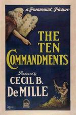 Poster I dieci comandamenti [2]  n. 6