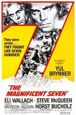 Poster I magnifici sette  n. 0