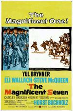 Poster I magnifici sette  n. 1