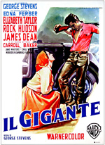 Poster Il gigante  n. 6
