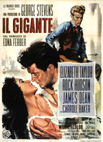 Poster Il gigante  n. 7