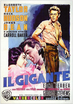Poster Il gigante  n. 8