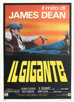 Poster Il gigante  n. 9
