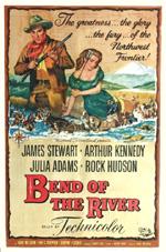 Poster Là dove scende il fiume  n. 0