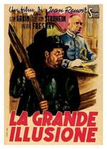Poster La grande illusione  n. 0