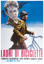 Poster Ladri di biciclette  n. 1