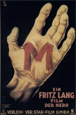 Poster M - Il mostro di Düsseldorf  n. 1