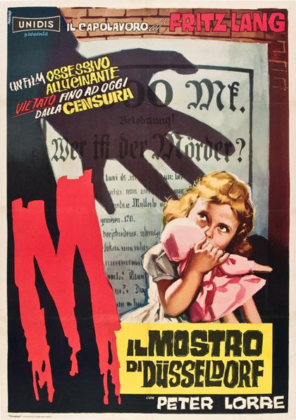 M - Il mostro di Düsseldorf - Film (1931) - MYmovies.it