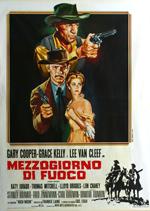 Poster Mezzogiorno di fuoco  n. 1