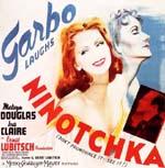 Poster Ninotchka  n. 1