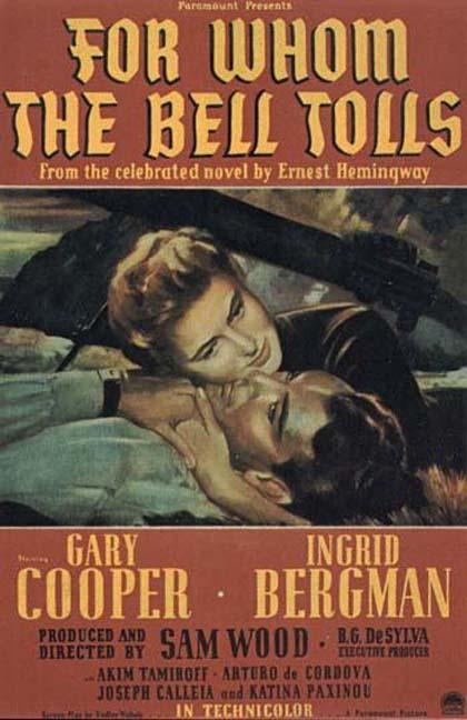 Poster Per chi suona la campana