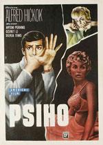 Poster Psyco  n. 10