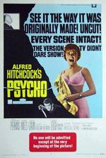 Poster Psyco  n. 3