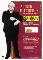 Poster Psyco  n. 7