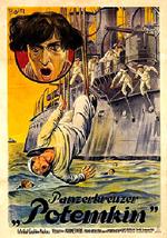 Poster La corazzata Potëmkin  n. 4