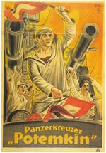 Poster La corazzata Potëmkin  n. 5