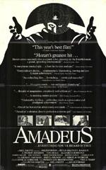 Poster Amadeus  n. 1
