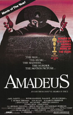 Poster Amadeus  n. 2