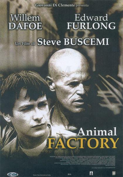 Locandina italiana Animal Factory