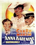 Poster Anna Karenina  n. 2