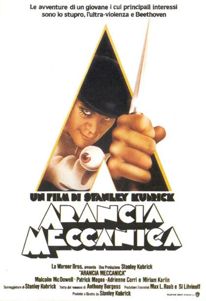 Arancia Meccanica 1971 Mymovies It