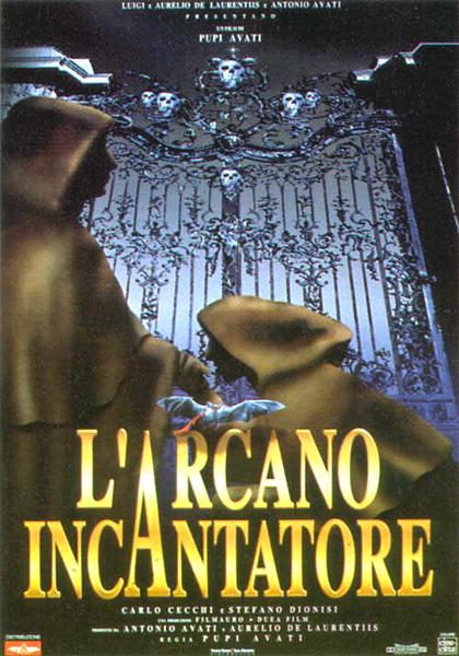 Locandina italiana L'arcano incantatore