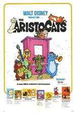Poster Gli aristogatti  n. 1