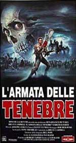 Poster L'armata delle tenebre  n. 3