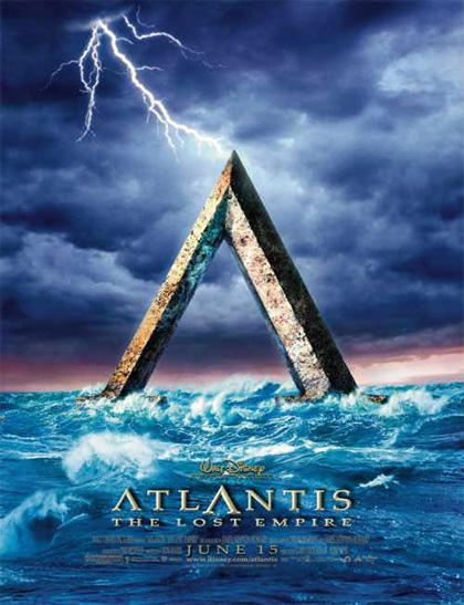 Trailer Atlantis: l'impero perduto