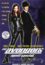 Locandina The Avengers - Agenti speciali