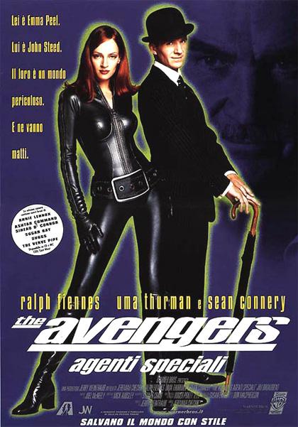 Trailer The Avengers - Agenti speciali