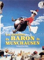 Trailer Le avventure del barone di Münchausen