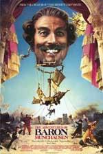 Poster Le avventure del barone di Münchausen  n. 0