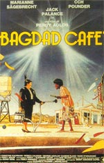 Locandina Bagdad Café