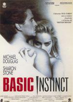 Poster Basic Instinct  n. 0