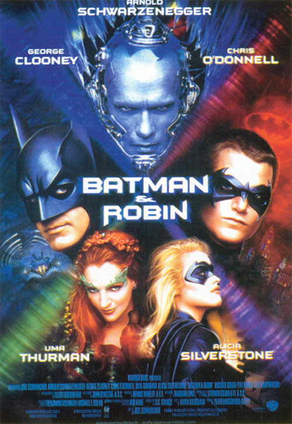 Premium Cinema Batman E Robin -