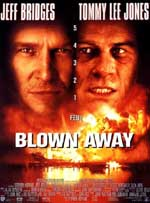 Poster Blown Away - Follia esplosiva  n. 1