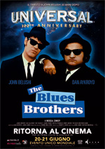 Poster The Blues Brothers  n. 0